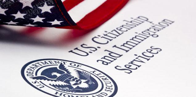 US immigration documents